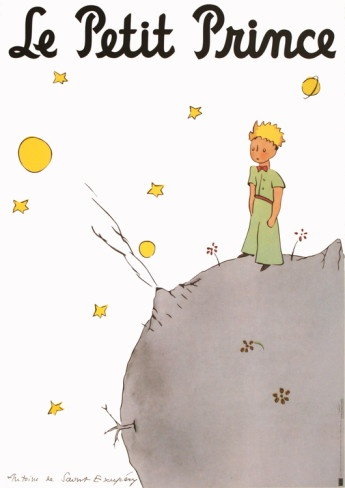 Le Petit Prince - Antoine de St. Exupery Lovely book to inspire you to see things In a different light!