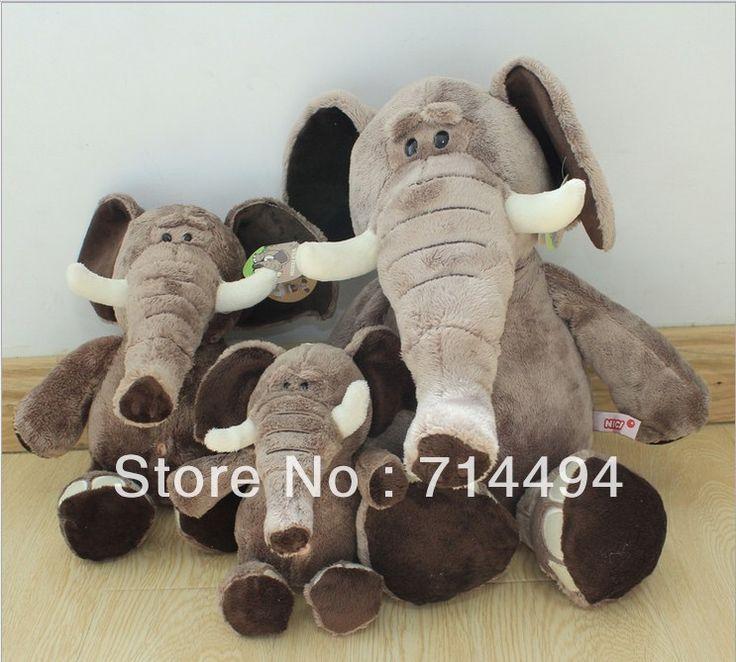 24 см германия ники один плюш игрушка elephant кукла / милый elephant / подушка / подарок