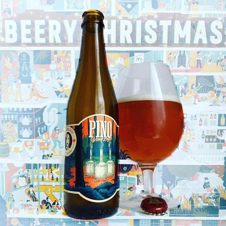 Dia 16 Del Calendario Berrychristmas Pino De Cervezas La Virgen