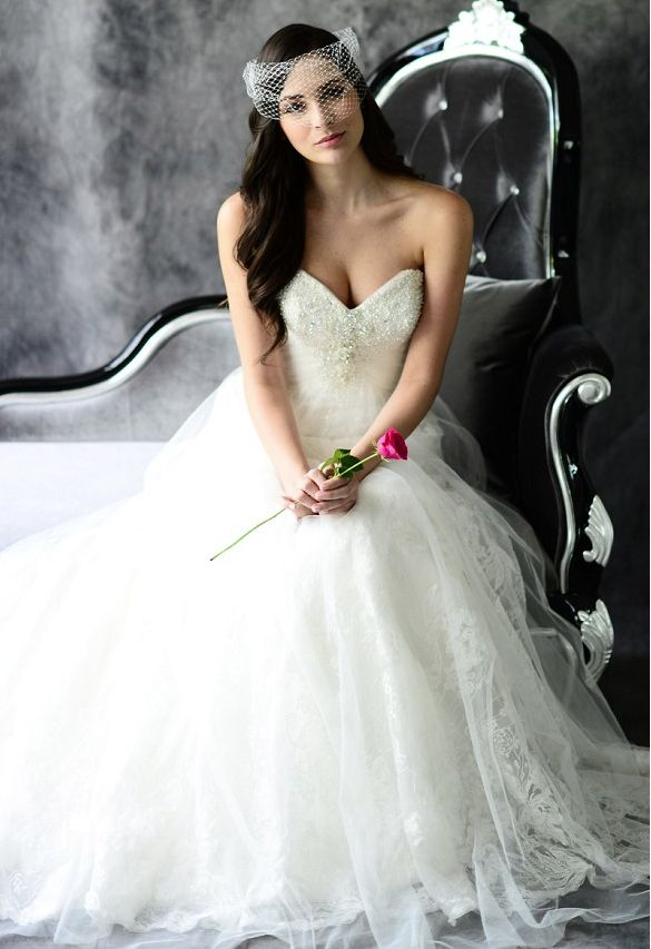 Eden Bridals Wedding Dresses Black Label Collection - MODwedding