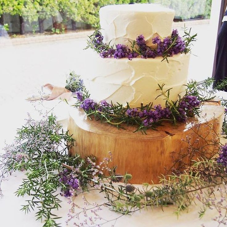 【結婚式レポ】美しい緑あふれるお庭の中で、手作りのガーデンウェディング