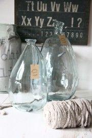 Vaas glas klein | Vazen en potten | Label 123