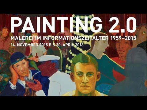 MUSEUM BRANDHORST | ERÖFFNUNGSPANEL PAINTING 2.0: MALEREI IM INFORMATIONSZEITALTER - YouTube