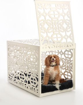 Bespoke Dog Crates Contemporary Dog Kennels And Crates