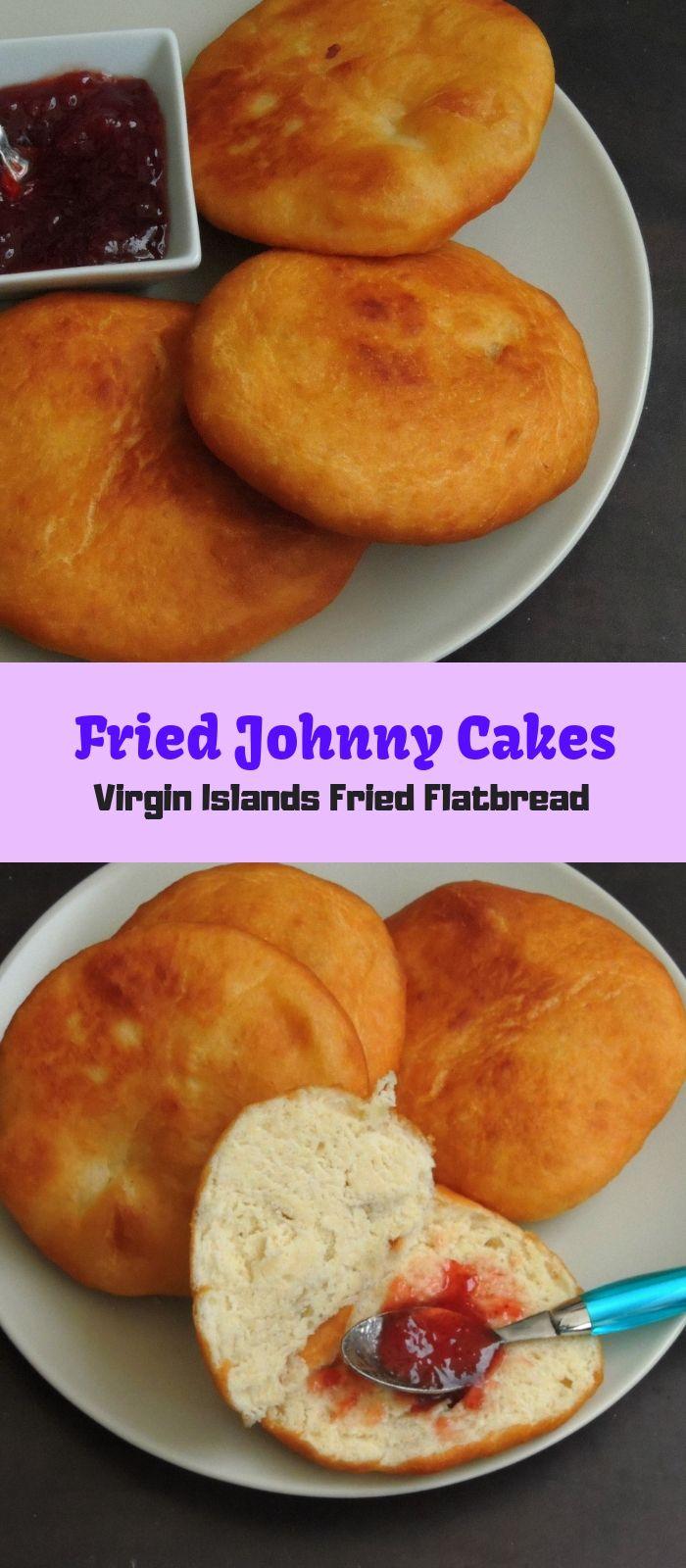 Virgin Islands Johnny Cake/Fried Johnny Cakes