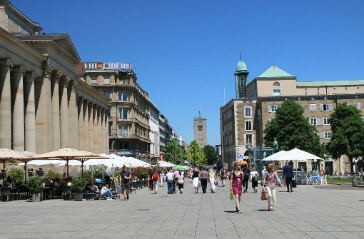 Stuttgart im Juni Hitzerekord ...