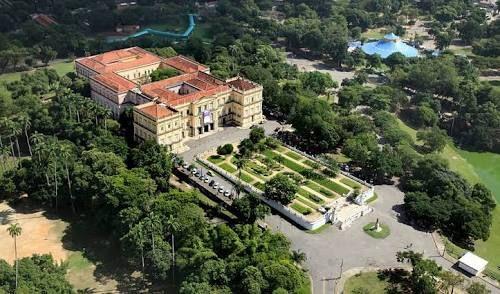Bildergebnis für el Palacio de São Cristovão