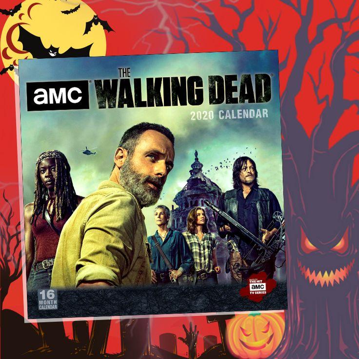 The Walking Dead Official Calendar 2020 Calendar, The