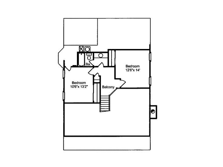 62 best bayou and acadian cottage images on pinterest for Bayou cottage house plan