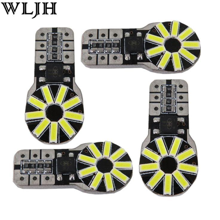 $5.93 (Buy here: https://alitems.com/g/1e8d114494ebda23ff8b16525dc3e8/?i=5&ulp=https%3A%2F%2Fwww.aliexpress.com%2Fitem%2F4x-Canbus-T10-LED-W5W-4014-SMD-Light-12V-Lamp-Car-Clearance-Light-Parking-For-Mitsubishi%2F32664075614.html ) 4x Canbus T10 LED W5W 4014 SMD Light 12V Lamp Car Clearance Light Parking For Mitsubishi asx lancer 10 pajero outlander 2013 for just $5.93