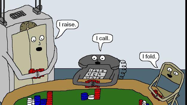 Cute poker puns