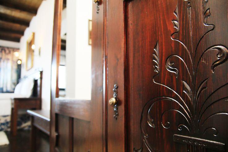 Conac | Boutique Hotel | Conacul Bratescu | Mansion | Bran, Brasov , Romania | Romantic Blue 2 | Floral | Interior Design | Blue Decorations | Traditional