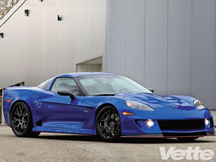2010 Corvette Grand Sport Corvette Gtr Photo 2