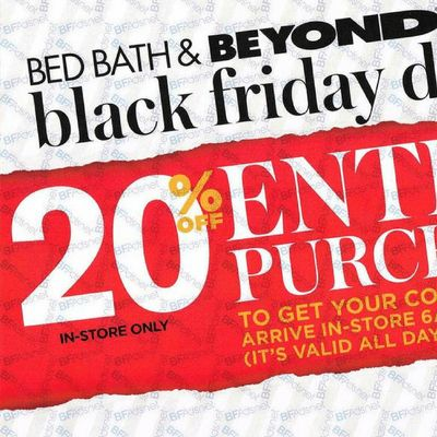 Bed Bath And Beyond College Shopping Event