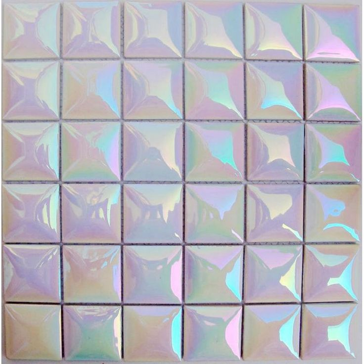iridescent bathroom tiles 1000 ideas about iridescent tile on glass 13276