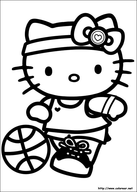 welcome to hello kitty coloring pages here youll find hundreds of coloring pages
