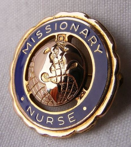 I am already doing nurse training, but my dream is to use my nursing skills for God and missions...