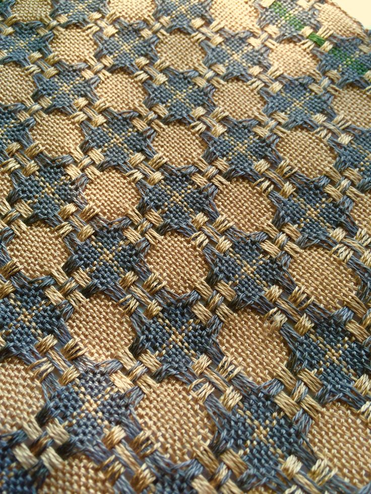 Elisabeth Hill: plainweave | deflected double weave | Western Massachusetts, U.S.A.