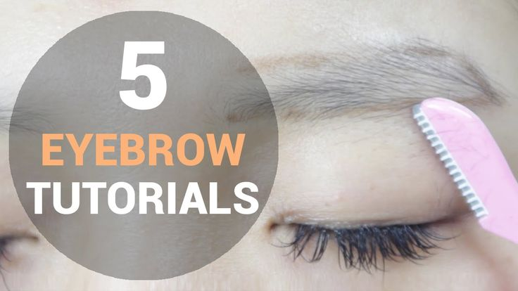 Eyebrow Shaping Tutorial for Beginners