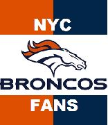 Bronco house party | NFL Playoff Viewing in NYC: Broncos vs. Ravens | MurphGuide ...