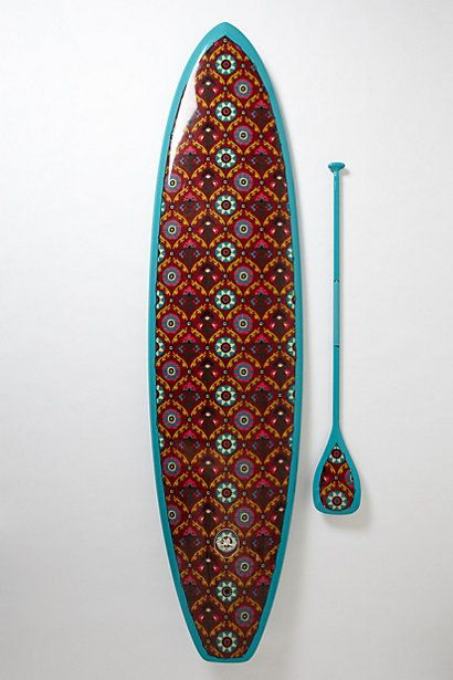 Limited-Edition Stand-Up Paddleboard, Kai Nui from @Anthropologie