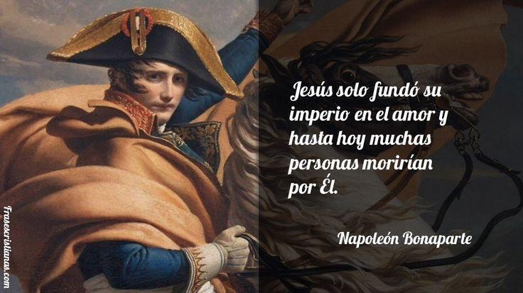 17 Frases de Napoleon Bonaparte, Verdades de un Emperador.