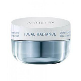 Artistry ideal radiance arckrém 50 év fölötti hölgyeknek ajánlott finom enyhe illattal és mérsékelt áron a legfelsőbb igényeket is kielégítve.
