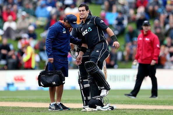 KFC offers Ross Taylor a perfect birthday lunch but he has to delay it