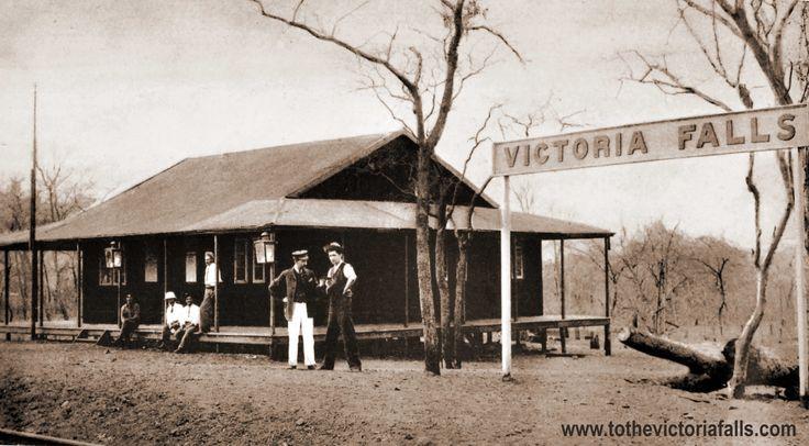 Victoria Falls Station (1910s)