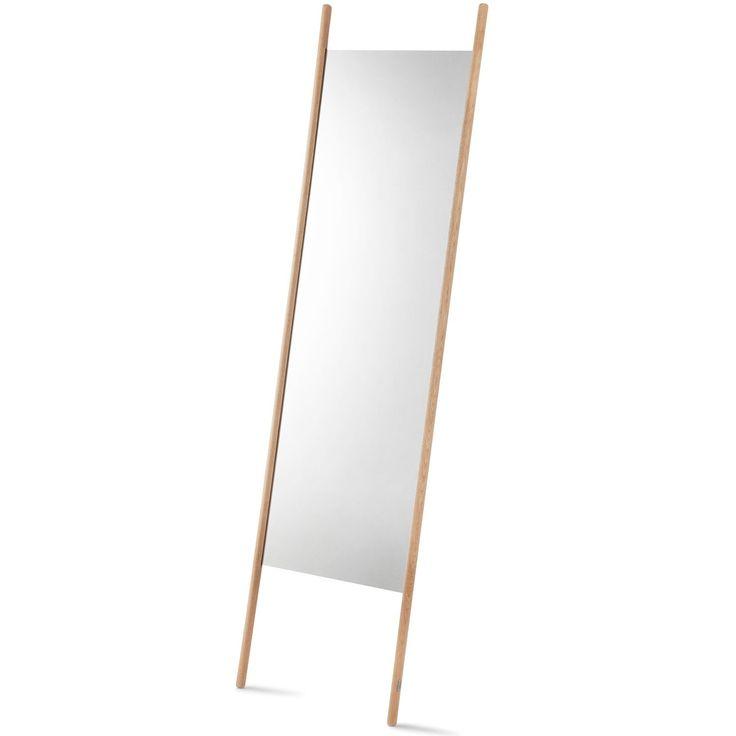 Georg spegel, ek i gruppen Inredningsdetaljer / Hemmets bra att ha / Speglar hos RUM21.se (128159)