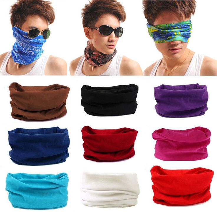 2017 Bonnet Gorros Summer Unisex Women Men Sunshade Snood Hat Neck Caps Motorcycle Face Mask Scarf  Wear Scarf Beanie W2