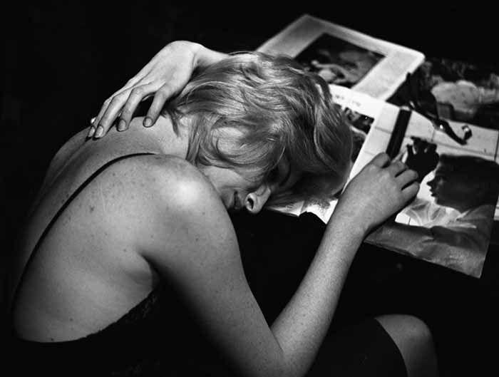 Monica Vitti L' aventura Michelangelo Antonioni 1960