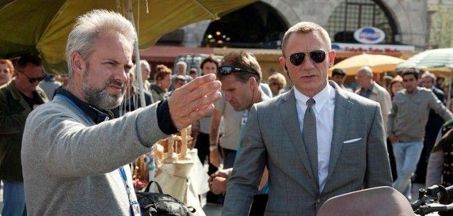 Sam Mendes dit que Spectre est le dernier film James Bond qu'il réalisera et confie que la nouvelle chanson du générique est finie.