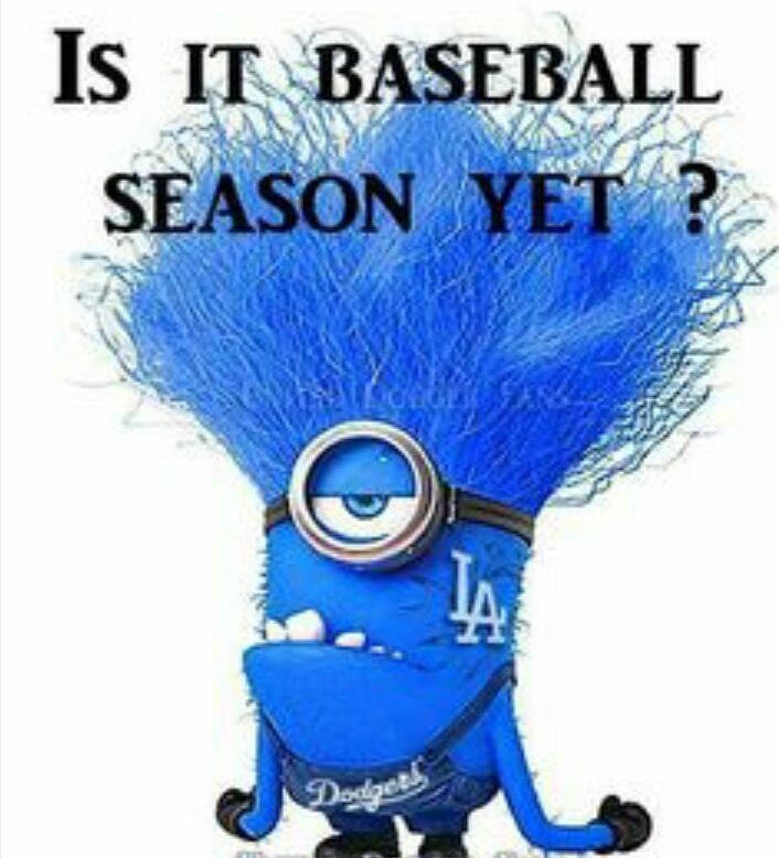 THINK BLUE: Seriously though is it? Can't wait to get my season tickets  #Dodgers #IbleedBlue #LA #ImAboutThatLife by cali_loque