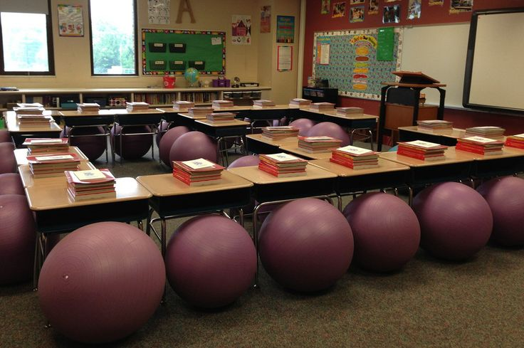 24 Best Images About Stability Balls In Classroom On