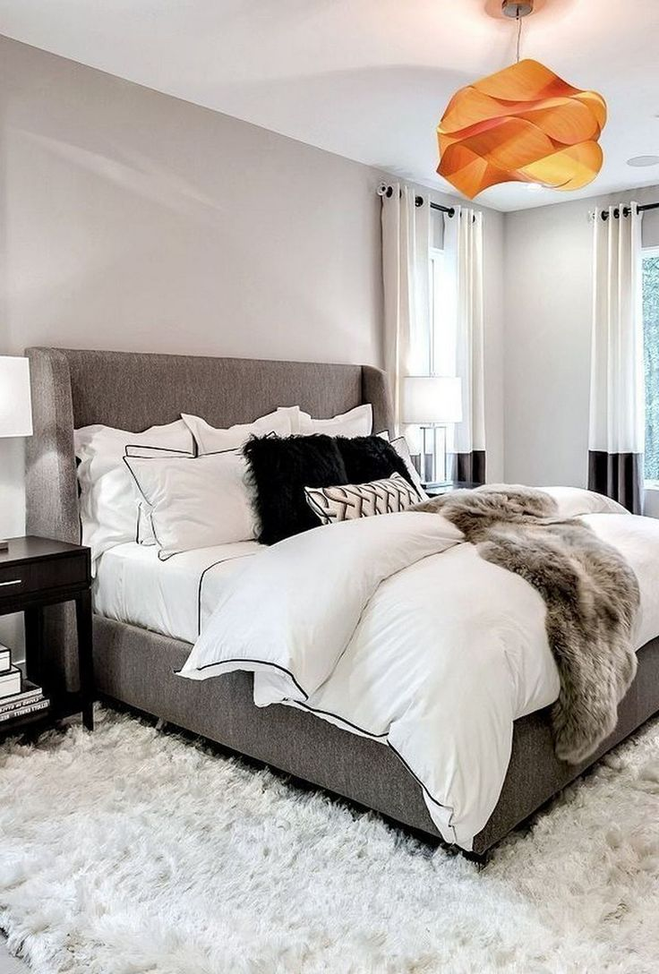 30 Amazing Master Bedroom Remodel Ideas For Summer Bedroom Bedroomremodel Bedro Small Bedroom Ideas For Couples Apartment Decorating Rental Remodel Bedroom Master bedroom apartment ideas