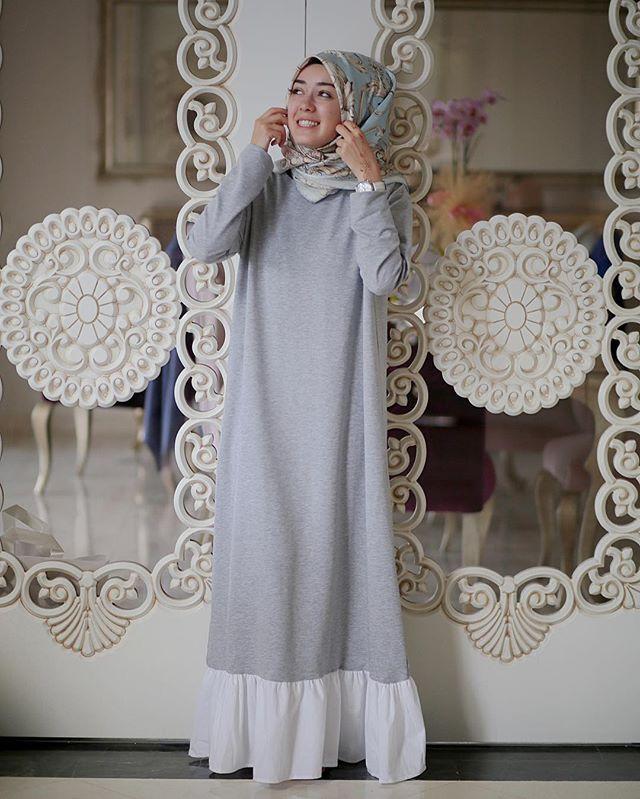 Bayram kombinlerine Rahat spor bir elbise yakışır dedik @zeravendboutique rahat spor elbisesi tam anlamıyla harika !