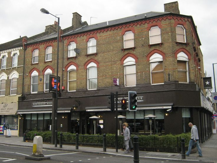 Formerly the Greyhound - Fulham Palace Road