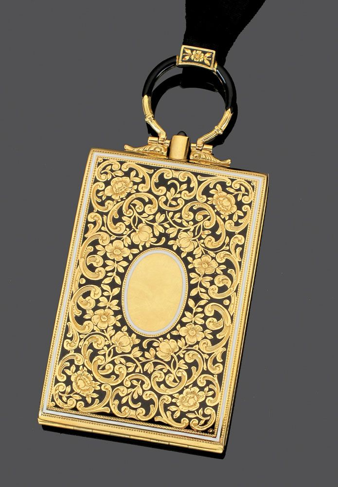 Tiffany card case