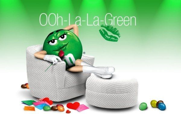 Do You Remember When People Thought Green M&M's Made You Horny?