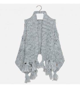 Dievčenská pletená vesta Mayoral