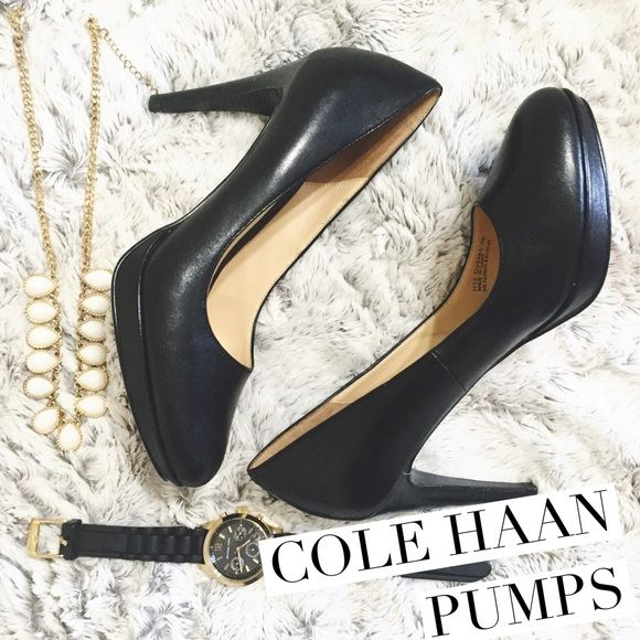 Cole Haan Pumps Heels are size 7B / good condition Cole Haan Shoes Heels