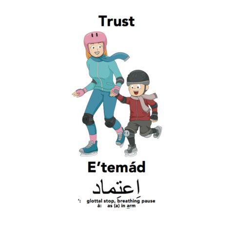 Trust with Englisi Farsi