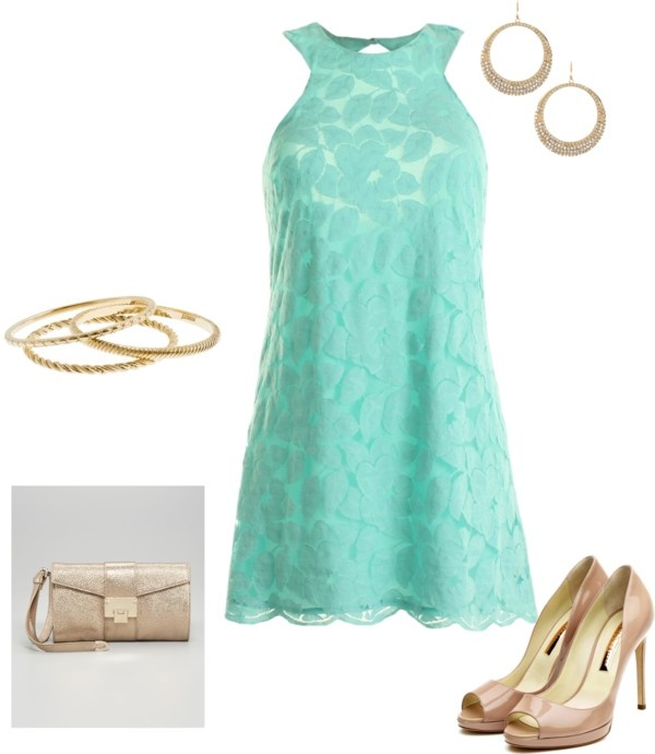 """""""Evening Outfit"""" by tracy0819 on Polyvore"""