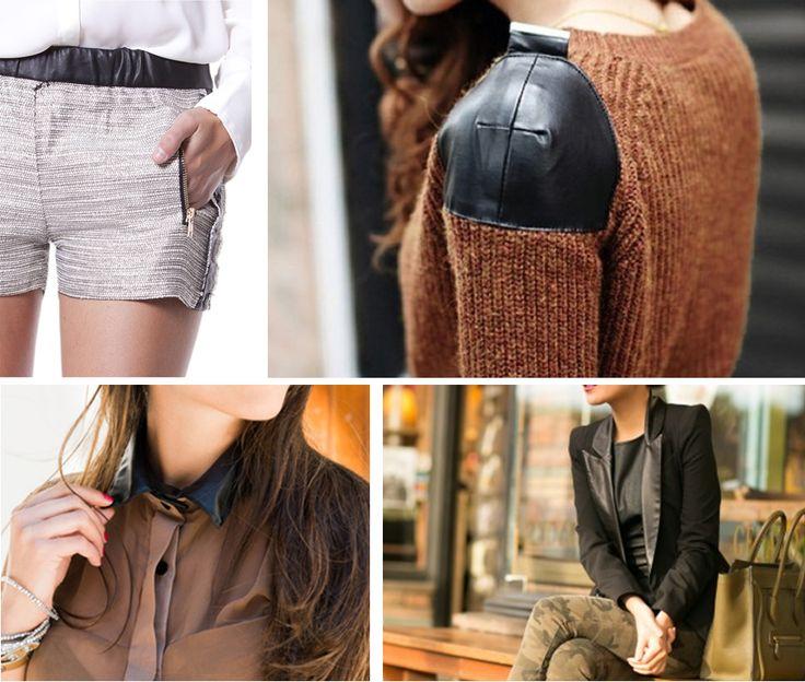 TACHUELAS DIY & CO: Reciclaje de Ropa: Tendencias de personalización de prendas y artículos de piel (Parte 5 )