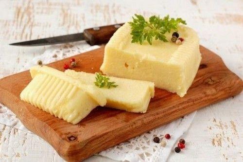 Простой рецепт домашнего твердого сыра