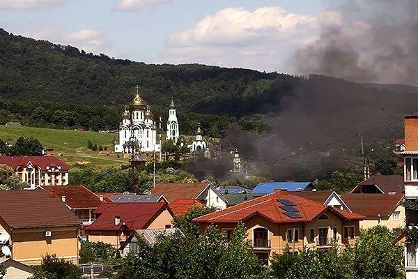 Правосеки в Мукачево: зачем весь этот цирк?   Блог sava   КОНТ