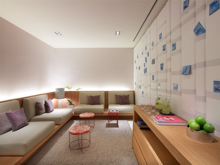 37 best bliss spa images on pinterest bliss spa spa and for Spa hotel w barcelona