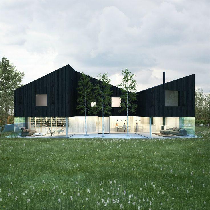 Family House Devin, Slovakia  by SULEK STUDIO