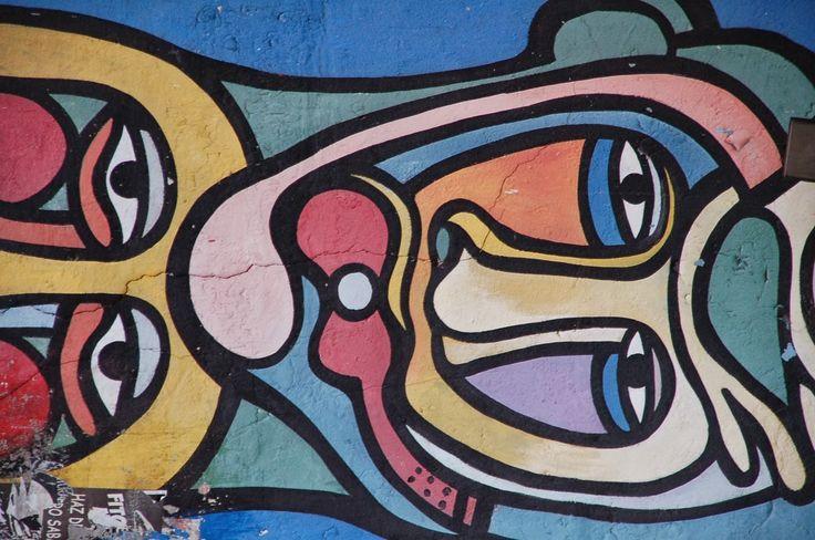 Barrio Yungay - Santiago Chile